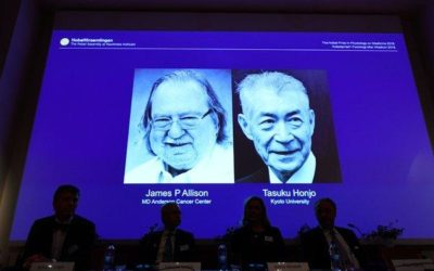 Nobel Prize for  Immunotherapy