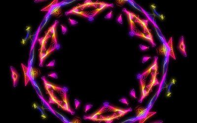 Kaleidoscopic Vision Experience